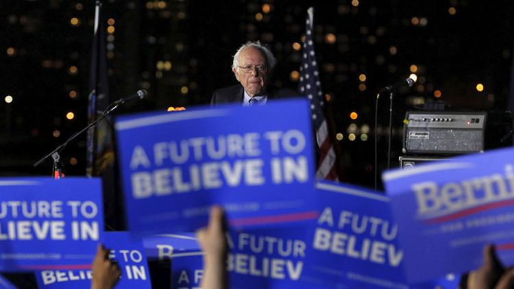 """""""Dejen de tratar a Puerto Rico como una colonia"""": Sanders defiende la independencia de la isla"""