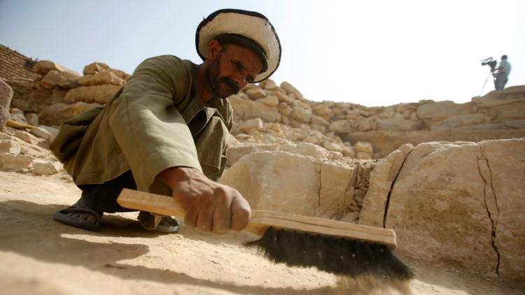 Hallan en Egipto la momia de una importante dama de 3.800 años de antigüedad