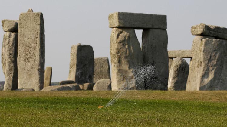 Revelan cómo se construyó Stonehenge