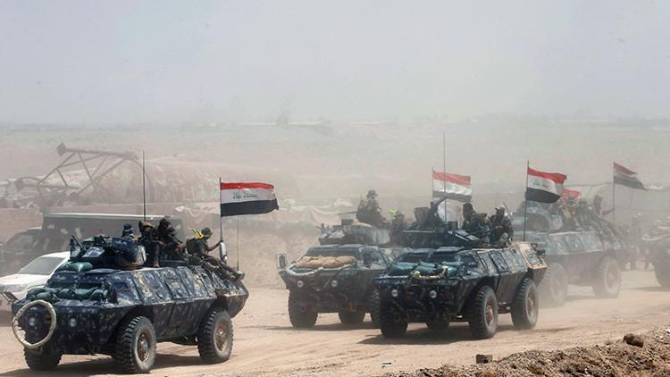 """IRAK: """"Estado Islámico usa a la población civil de escudo humano"""""""