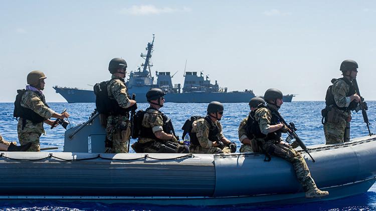 EE.UU. despliega marines y equipo militar pesado en Siria