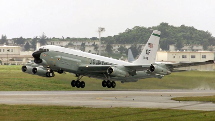 """Rusia: """"Un avión espía de EE.UU. creó una amenaza real a la aviación civil sobre el mar de Japón"""""""