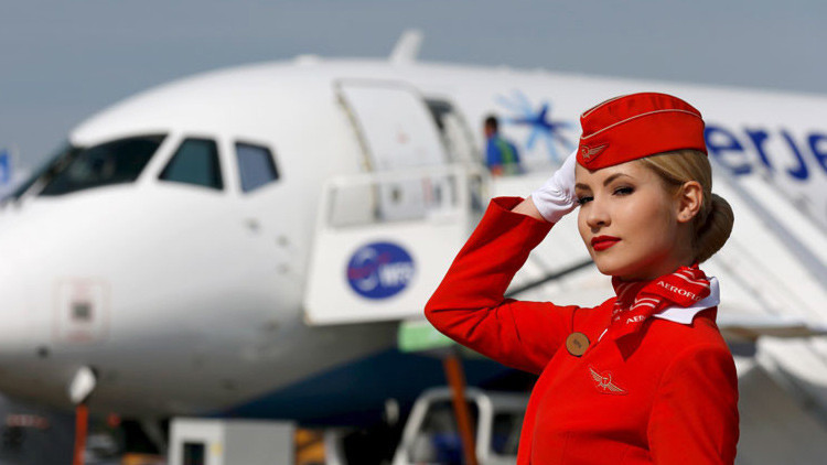 'Desde Rusia con amor': Europa recibe su primer avión comercial ruso moderno