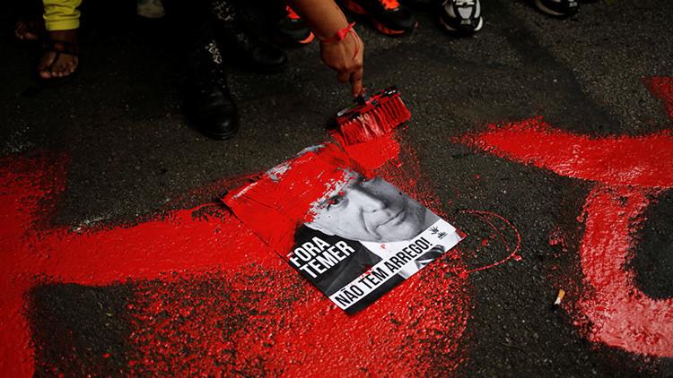 """""""¿Ha llegado la hora en que los medios pueden comenzar a hablar de Golpe en Brasil?"""""""