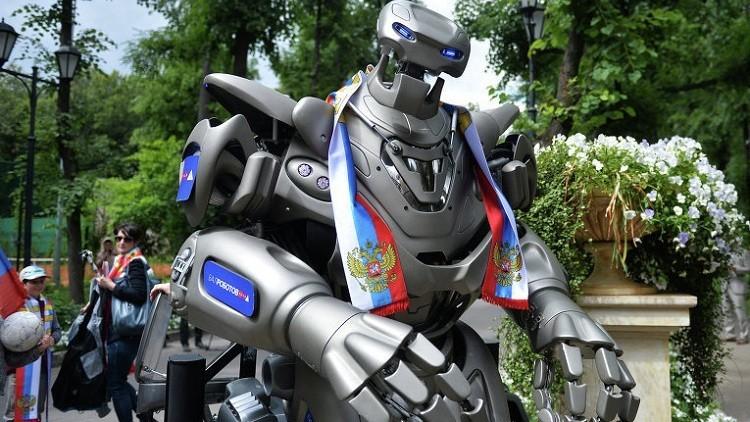 Rusia construye androides para la guerra, la cirugía y los paseos espaciales