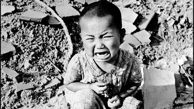 """Fotos de los horrores de Hiroshima y Nagasaki que """"no merecen las disculpas"""" de Obama"""