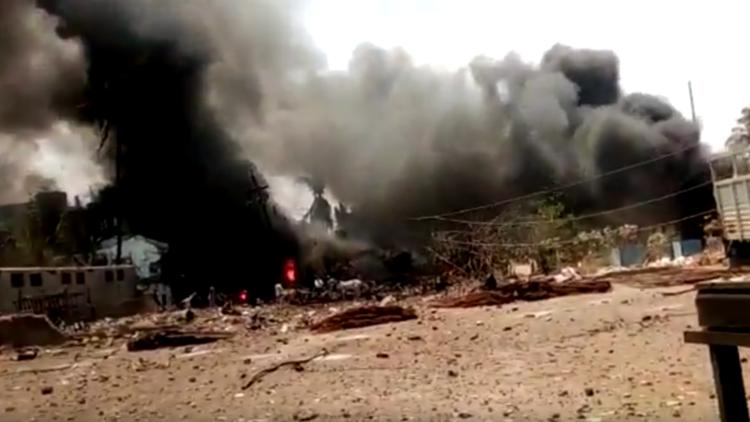 Explosión en planta química en la India deja al menos tres muertos y docenas de heridos (foto,video)