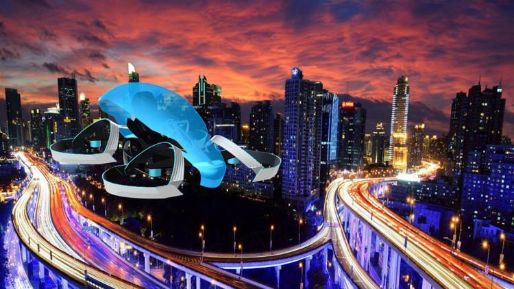 Ingenieros japoneses presentarán un automóvil volador en los Juegos Olímpicos de Tokio (fotos)