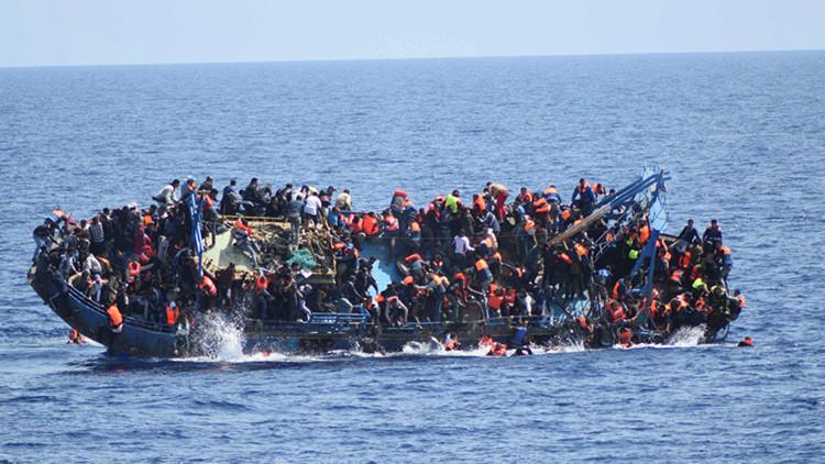 Decenas de refugiados fallecen en un naufragio cerca de la costa de Libia
