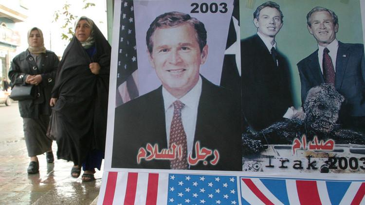 Todo bajo control: revelan que el Gobierno iraquí de 2003 estuvo armado y supervisado por EE.UU.