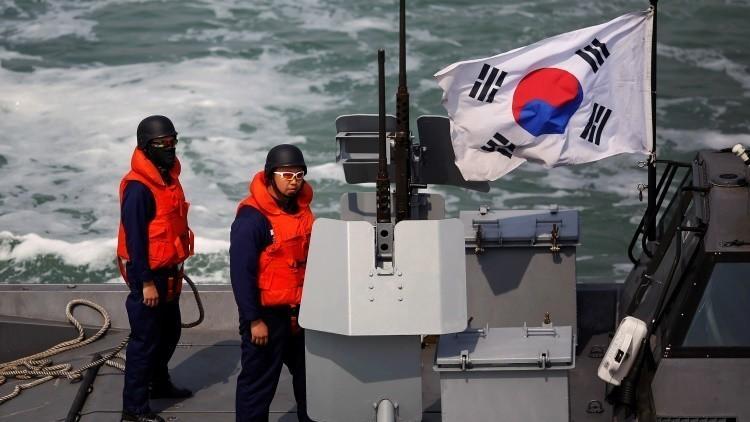 La Armada de Corea del Sur realiza disparos de advertencia contra buques del Norte