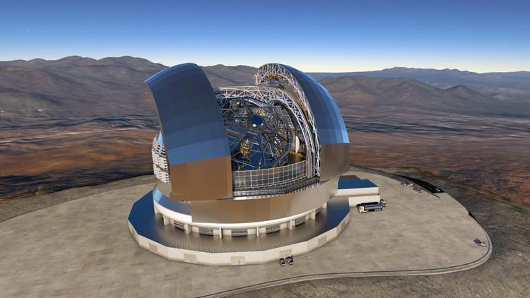 ¿Podrá revelar si existe vida en otros planetas? Así será el mayor telescopio del mundo (video)