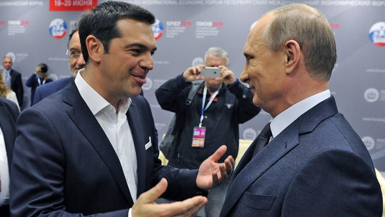 Putin viaja a Grecia frustrando los planes de aislamiento de EE.UU.