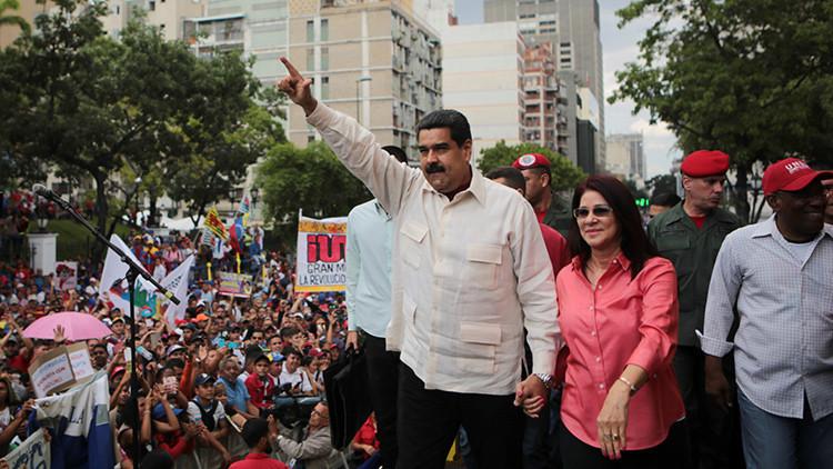 """""""En España hace falta un Maduro, carajo, porque Maduro es muy majo"""" (video)"""