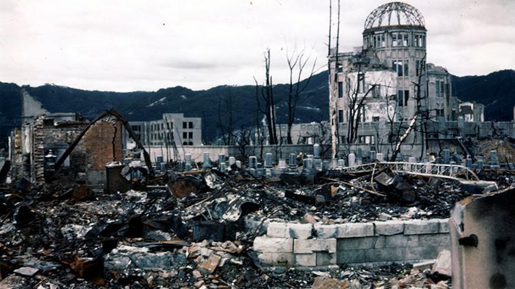 """Chomsky sobre Hiroshima y el legado de Obama: """"Nada que admirar"""""""