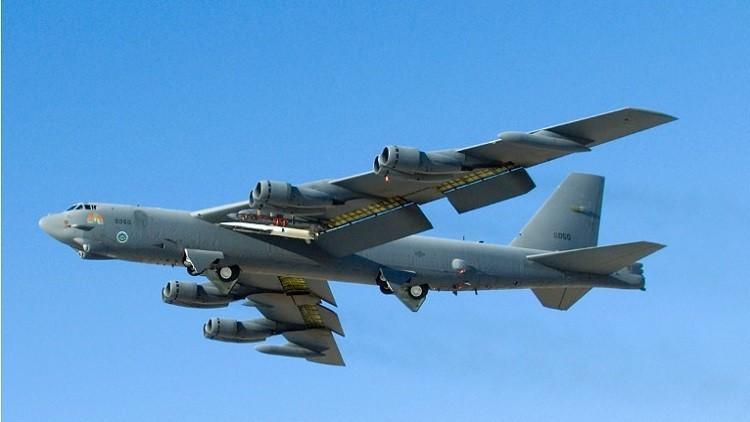 El bombardero estratégico estadounidense B-52 se hace más letal
