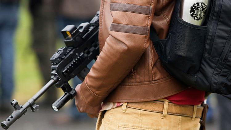 """""""¡Al infierno!"""": En Texas se entrenan para matar a musulmanes con balas bañadas en sangre de cerdo"""