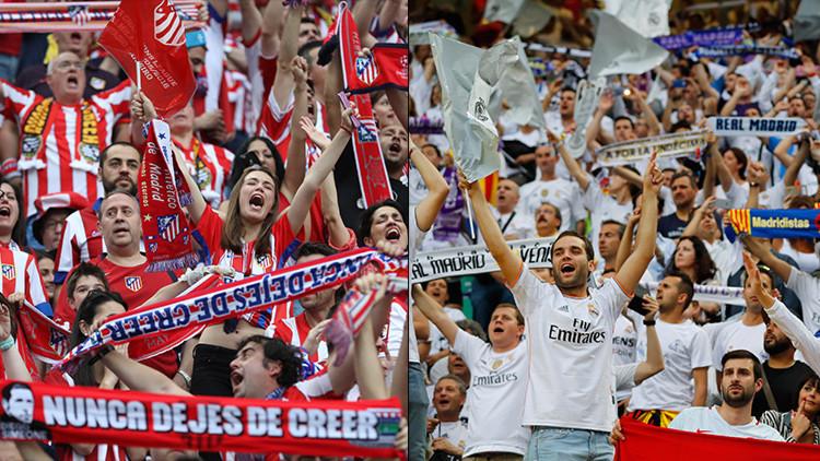 Real Madrid gana la Champions al Atlético en los penales