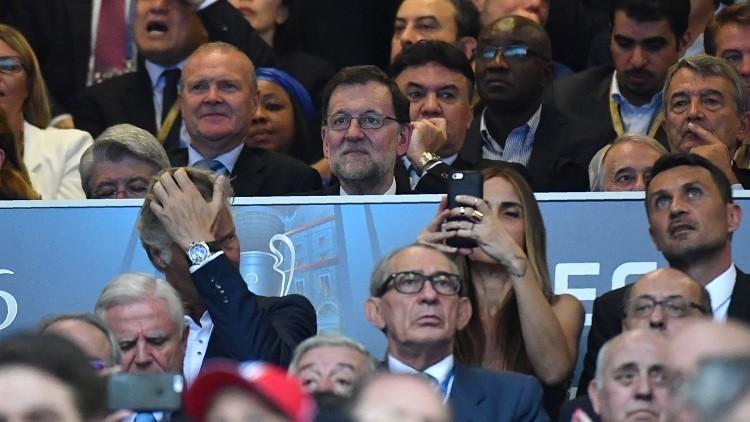 """Rajoy: """"Todo el mundo sabe quién es el mejor. Aunque a lo mejor no coincida todo el mundo"""""""