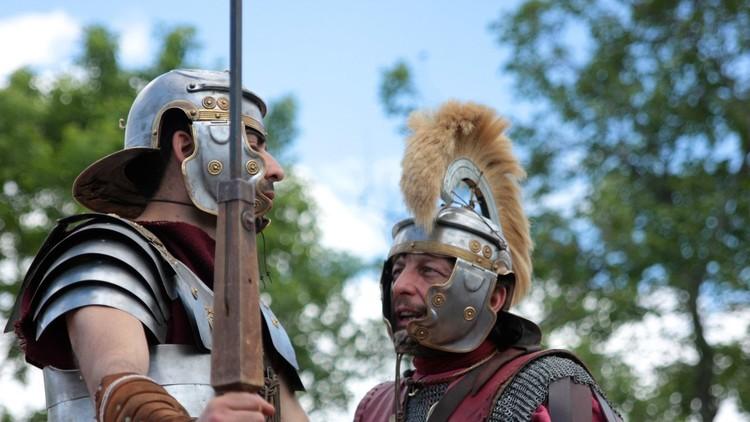 Así era la vida que mataba a los antiguos romanos a los 30 años