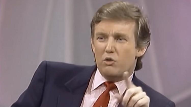 """""""Creo que ganaría"""": Donald Trump habló de su candidatura presidencial en 1988"""