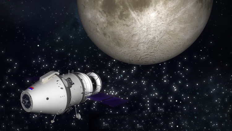 Rusia lanzará anualmente dos misiones espaciales tripuladas a la Luna