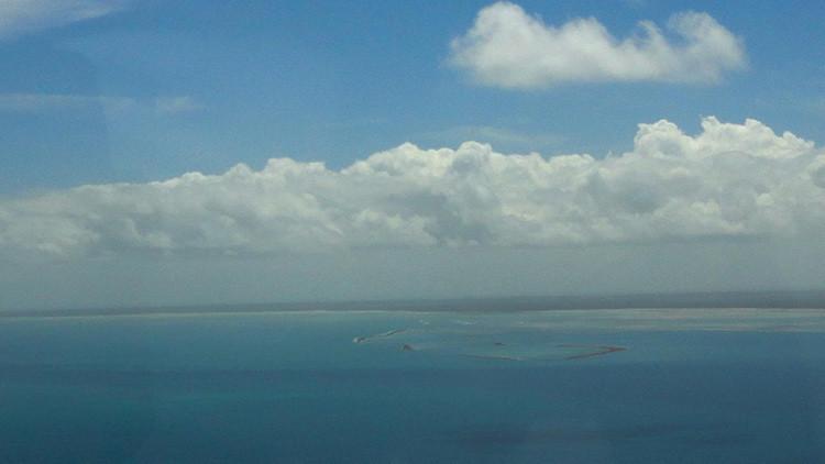 Encuentran la 'Atlántida africana' cerca de una isla privada