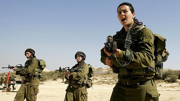 Batallón Caracal de Israel: Así son las mujeres que se baten en el frente contra el Estado Islámico