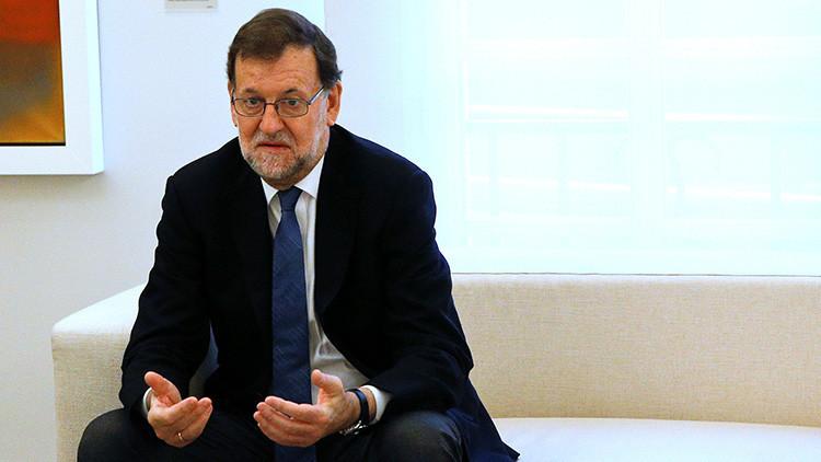 El misterioso tuit de Rajoy para explicar la situación política de España