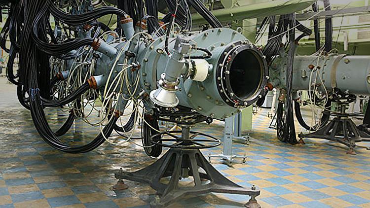 Rusia tendrá la instalación láser más potente del mundo