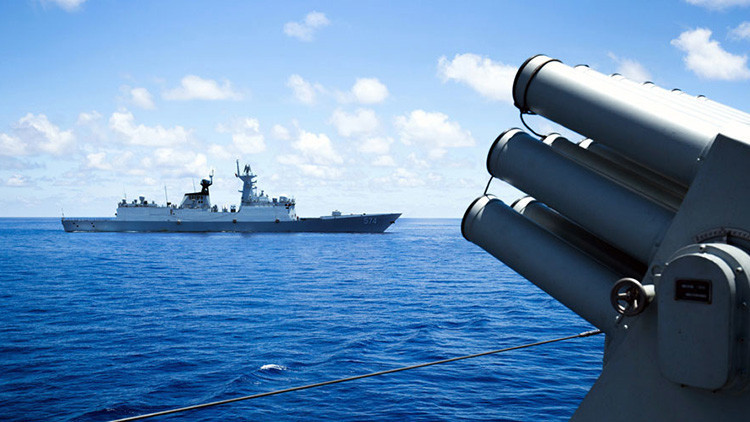 """China: """"No nos interesa jugar un papel en un filme de Hollywood dirigido por militares de EE.UU."""""""