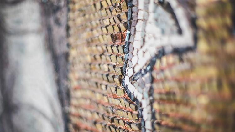 Descubrimiento histórico: encuentran el mosaico de un nuevo ángel en la Iglesia de la Natividad