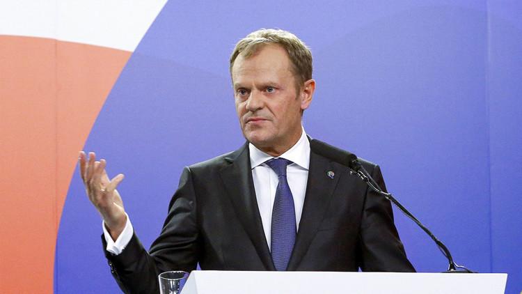 presidente del consejo europeo un espectro de ruptura se