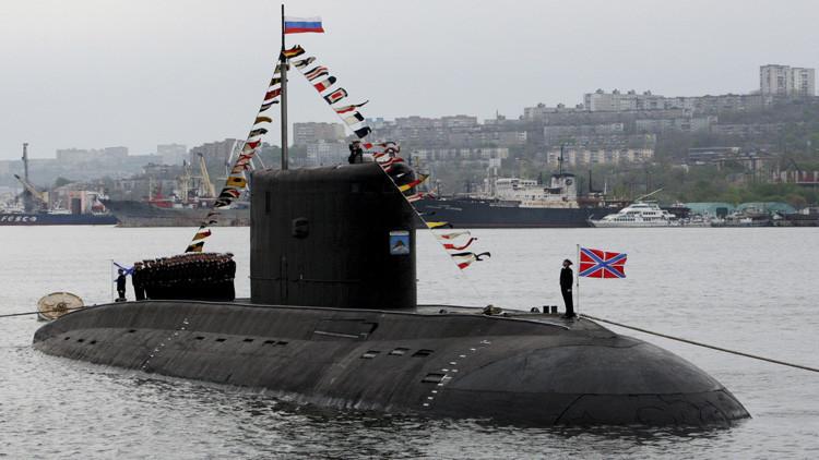 La Flota rusa del Pacífico estará armada con 'agujeros negros'