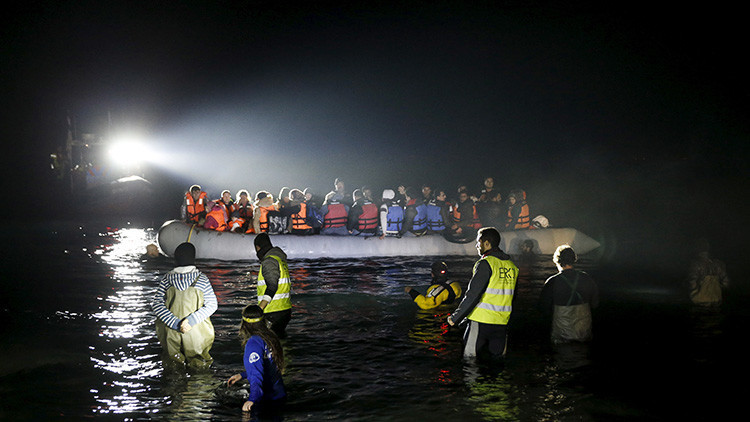 OIM: Al menos mil muertos o desaparecidos en el Mediterráneo durante la semana pasada