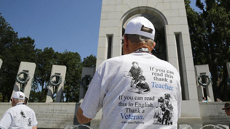Veteranos estadounidenses son declarados muertos por error