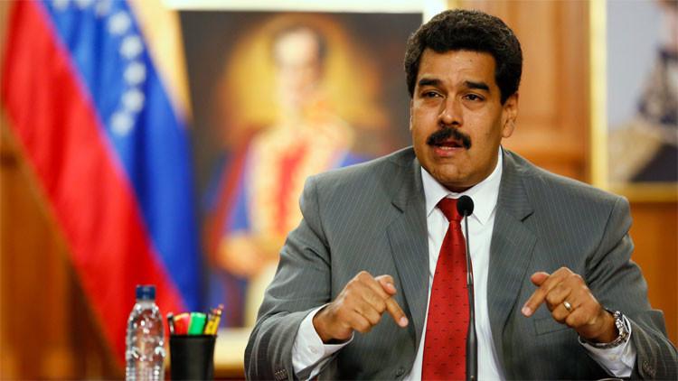 """Nicolás Maduro al jefe de la OEA: """"Métase su Carta Democrática por donde le quepa"""""""
