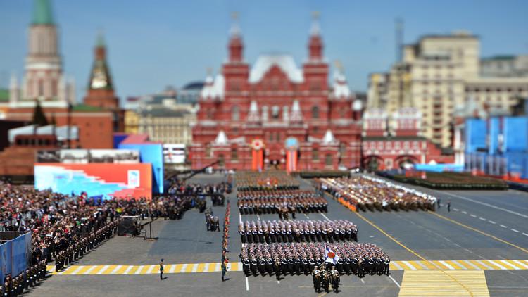 Guía para no perder detalle del Desfile de la Victoria: El Ejército ruso muestra sus últimas 'joyas'