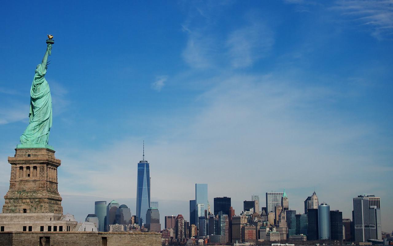 Estatua de la Libertad de Nueva York, EE.UU.