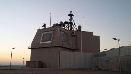 Complejo de defensa antimisiles Aegis en Rumanía