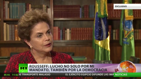 Dilma Rousseff y Lula da Silva dialogan con RT sobre la situación actual en Brasil