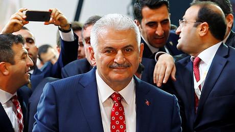 Binali Yildirim, nuevo líder del Partido de la Justicia y el Desarrollo (AKP) y primer ministro de Turquía