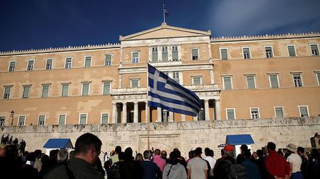 El Eurogrupo decide pagar a Grecia más de 11.000 millones de dólares