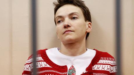 Rusia intercambiará a la piloto Sávchenko por sus ciudadanos