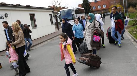 ¿Cómo viven los refugiados en Alemania?