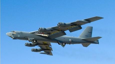 Bombardero estratégico de largo alcance B-52