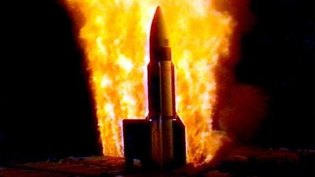 Misil interceptor SM-3