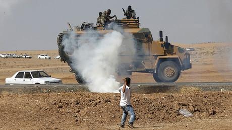 Camión blindado turco Kipri