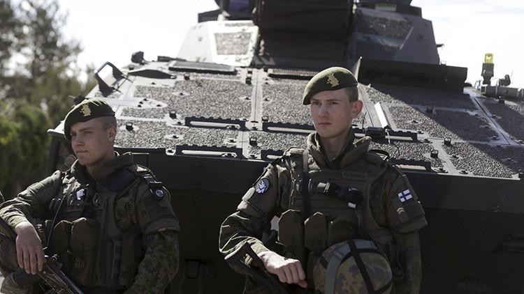 ¿Durmiendo con el enemigo?: Finlandeses confunden unos ejercicios militares con una invasión real