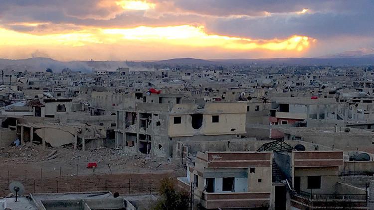 Se acuerda una tregua en la ciudad siria de Daraya